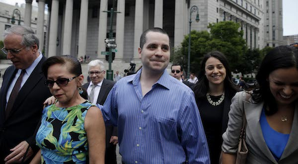 Conviction of NYC cop cannibalism case overturned