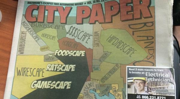 Senator criticizes 'Scaryscape' newspaper cover