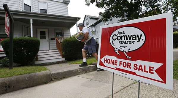 U.S. home sales increase 2.6 percent in June