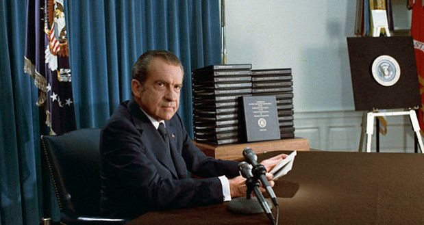 The 'national nightmare' ended 40 years ago