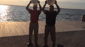 Hopkins docs say Ice Bucket Challenge helped research