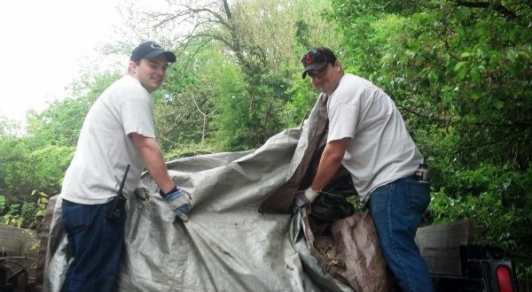 CohnReznick employees participate in Community Outreach Day
