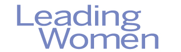 Leading Women header