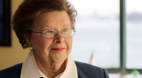 C. Fraser Smith: Mikulski always stood tall