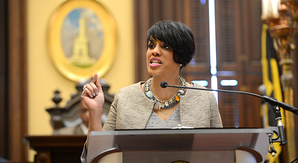 Baltimore officials emphasize business recovery efforts