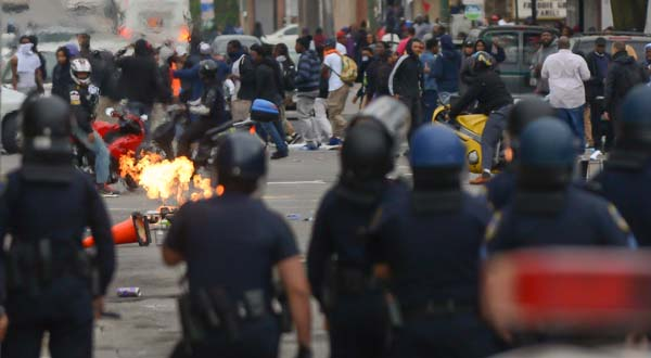 Photos: Riots in Baltimore