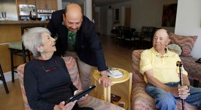 High-tech devices help kids watch over aging parents