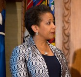Attorney General Lynch visiting Baltimore today