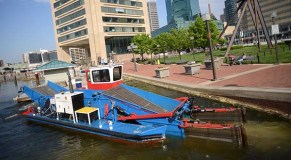 Despite failing its annual test, Inner Harbor is becoming healthier