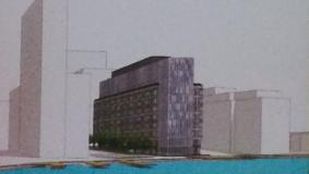 Beatty presents latest Harbor Point project