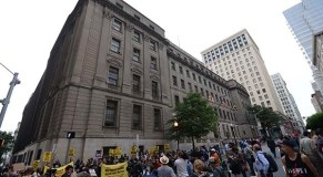 Covering Freddie Gray hearing proves restrictive