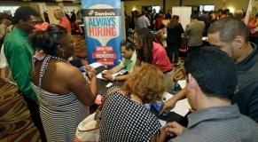 U.S. hiring stalls in Sept. as global economy weakened