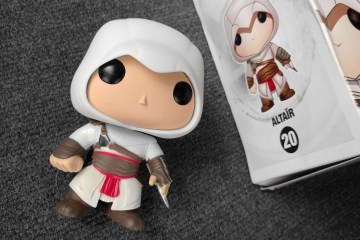 Assassin's Creed - Altair - Figure