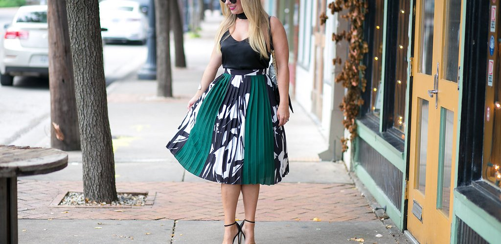 The Kind Of Skirt That Makes You Want To Twirl
