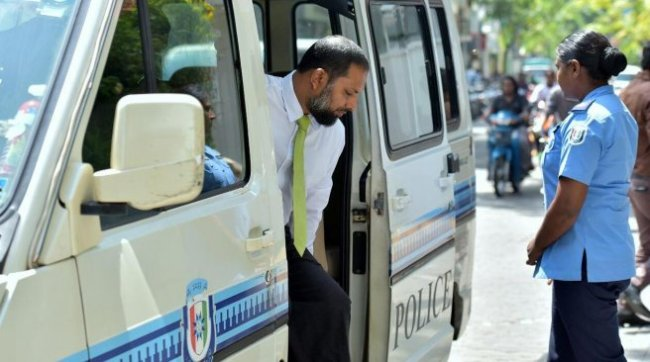 Maldives prosecutors say Islamist leader liable for May Day violence