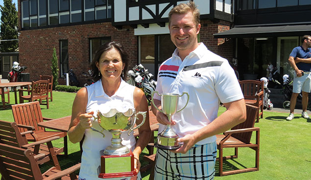 Wooster & Hall crowned Vic Mid Am Champions