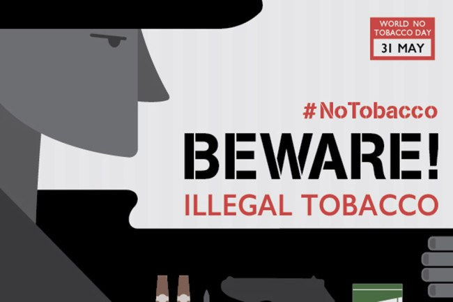 On World No Tobacco Day, UN launches fight against illicit tobacco trade to ...