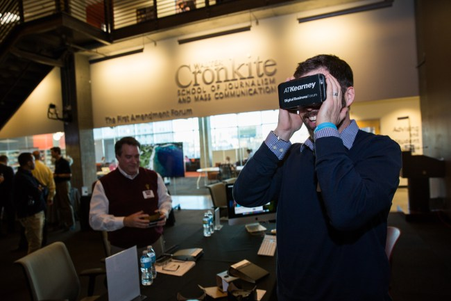 Innovation Day introduces next wave of journalism