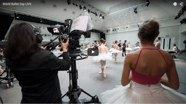 Pirouettes and Princes: Watch World Ballet Day Events Live