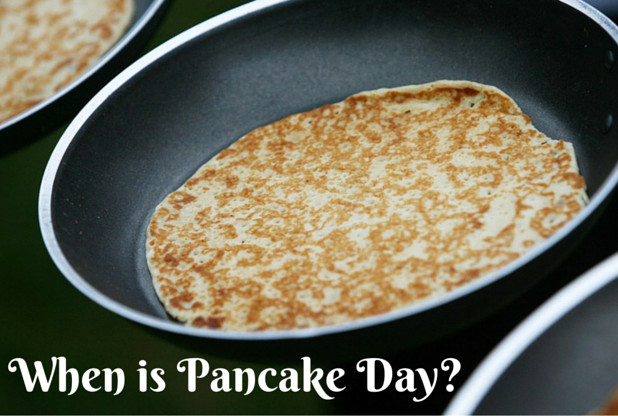 ​When is Pancake Day/Shrove Tuesday 2016?