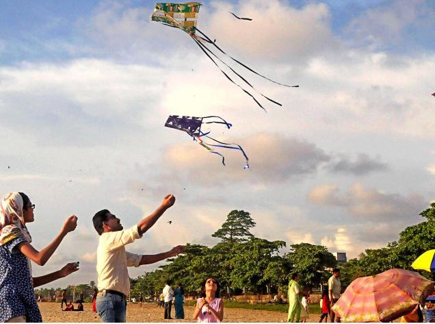'Kite Beach' sought for Kozhikode
