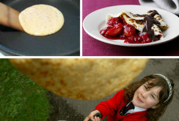 Flippin 'eck - when is pancake day 2016?