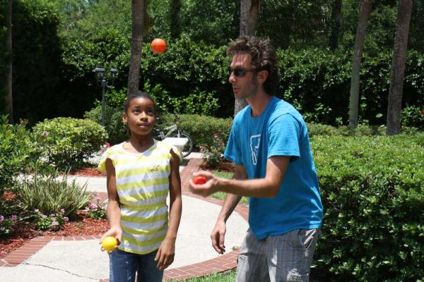 Ripley's celebrates World Juggling Day