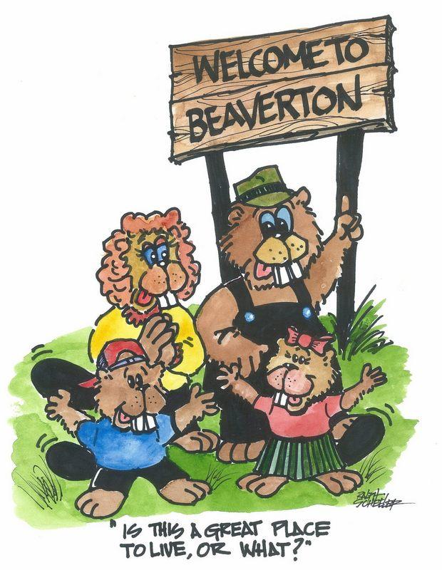International Beaver Day: 7 ways to honor Beaverton's namesake, Oregon's state ...