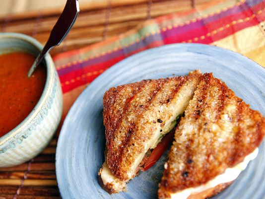 Happy National Grilled Cheese sandwich day