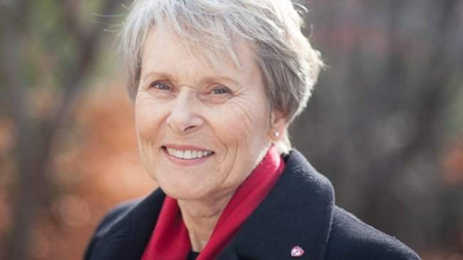 Astronaut Roberta Bondar wants you to volunteer during Heart Month