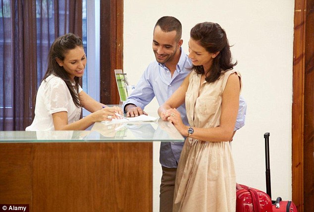 Be loyal, honest, polite and never turn up for check-in early... How to charm ...