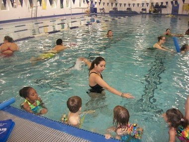 YMCA hosts celebration in honor of Learn to Swim Day