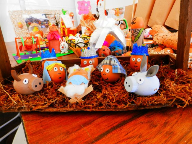 Alajuela celebrates World Egg Day Breakfast club