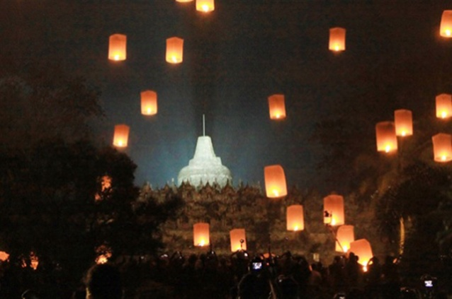 Borobudur to see in New