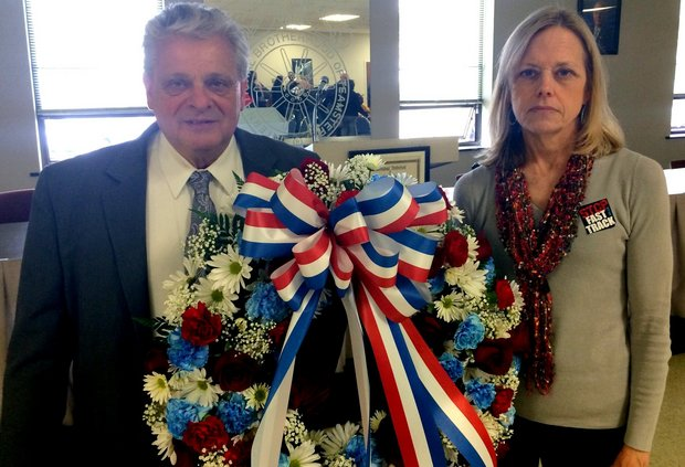 2015 Workers' Memorial Day recognizes 62 Massachusetts residents killed on the job