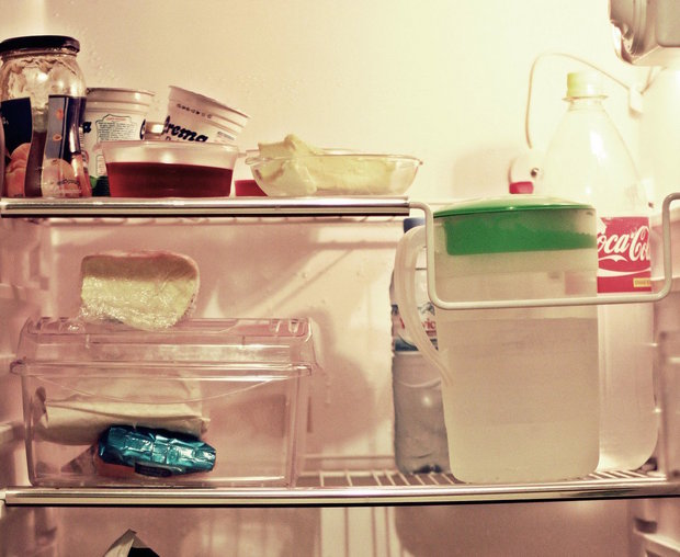 Clearing kitchen clutter, purging refrigerator is key to healthier eating ...
