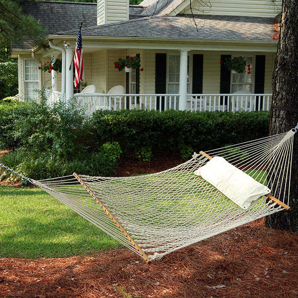 National Hammock Day celebrates century of stress relief