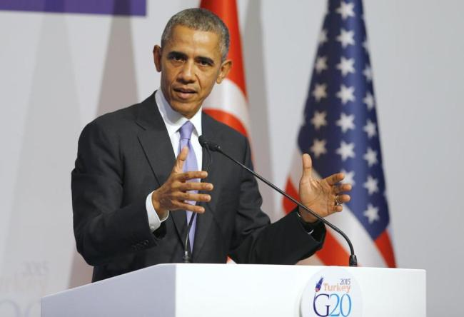 Obama rejects calls to send US ground troops to fight ISIS