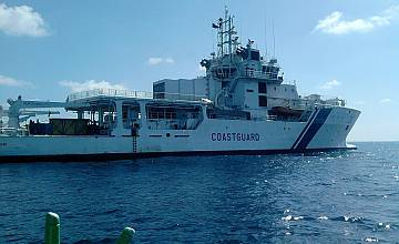 Coast Guard Day at Sea