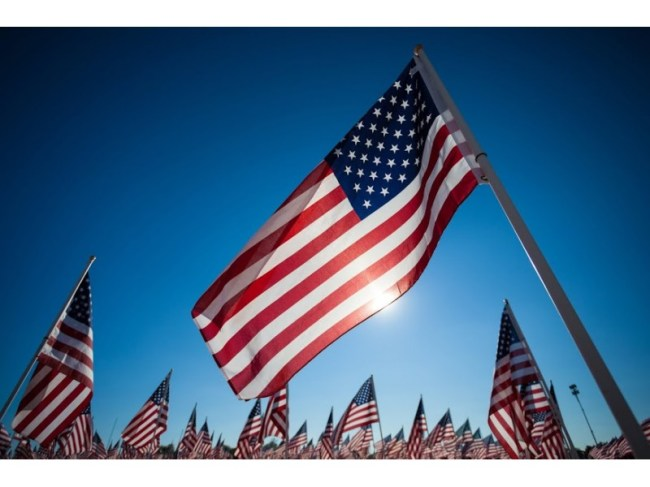 Town Seeking Donations for Patriot Day Parade