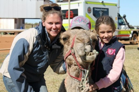Camel races come to Boulia