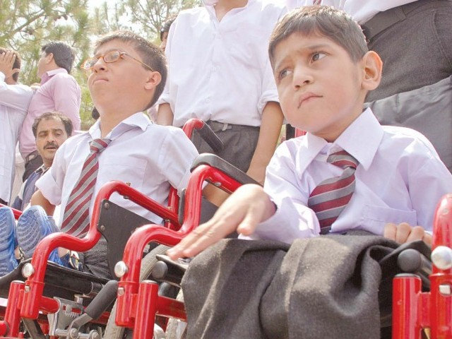 World Physical Therapy Day: Pakistan joins global 'fight against disabilities'