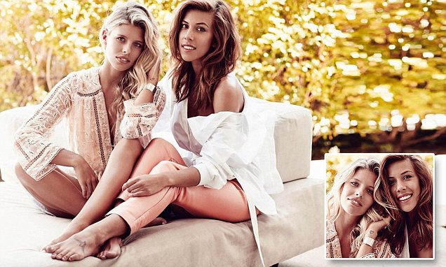 Natasha Oakley and Devin Brugman open up about life before A Bikini A Day