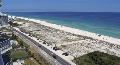 What's new on Pensacola (Fla.) Beach this summer?