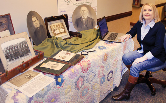 Passion for Genealogy Leads to New Hobby
