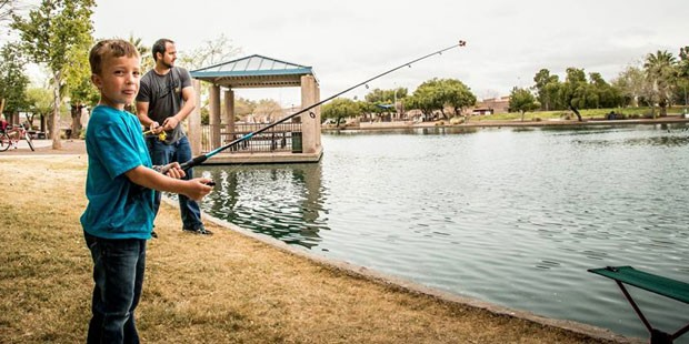 Hooked: Where they're biting on Go Fishing Day in metro Phoenix