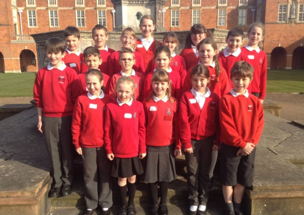 Gifted and talented choral day hits a high note