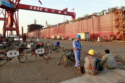 China's shipbuilding market to face tougher 2016: Cansi