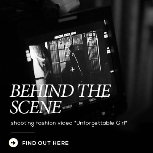 BEHIND THE SCENE: Reza Rahadian, Ashraf Sinclair, dan Marissa Nasution untuk Sebuah Fashion