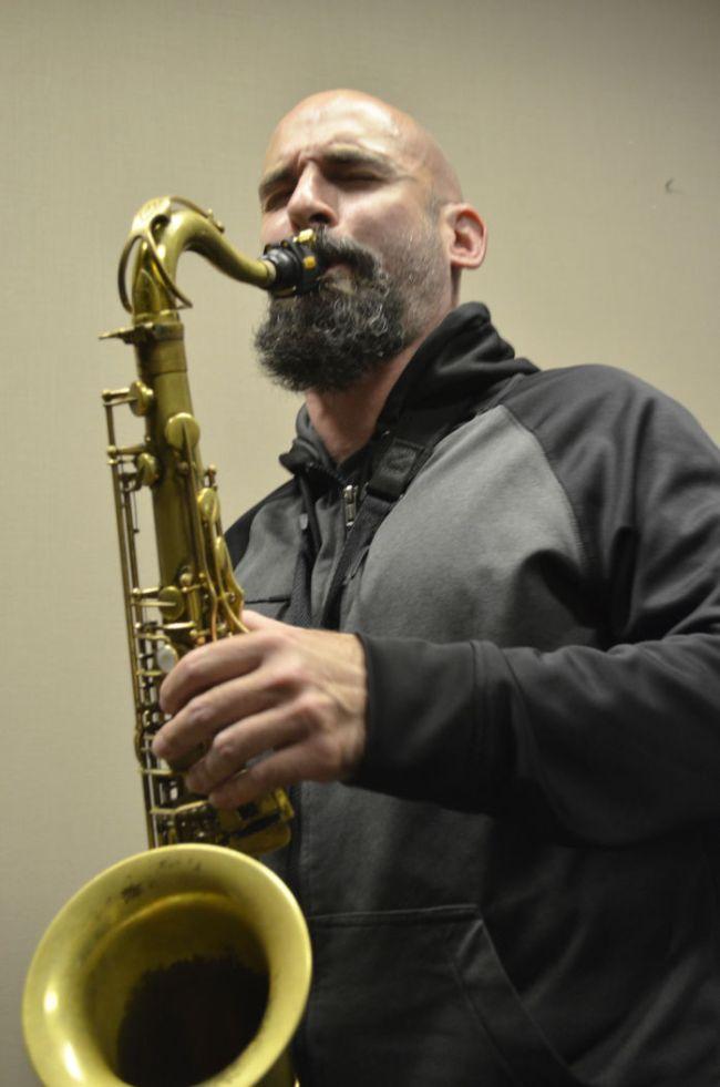 Q&A: Saxophone Day with Matt Hackett